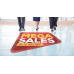 Floor Adhesive Vinyl Graphics X4Signs 700x373